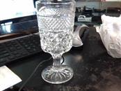 Glassware CRYSTAL GLASS